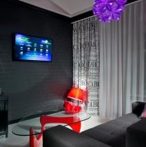 Интернет-телевидение в номерах De Gaulle Boutique Hotel!