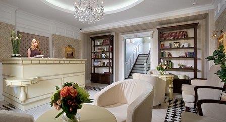 Лучшие отели Харькова
