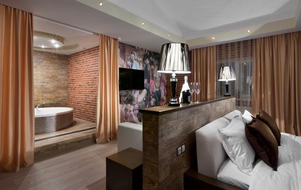 Недорогие гостиницы Харькова — DeGaulle Butique